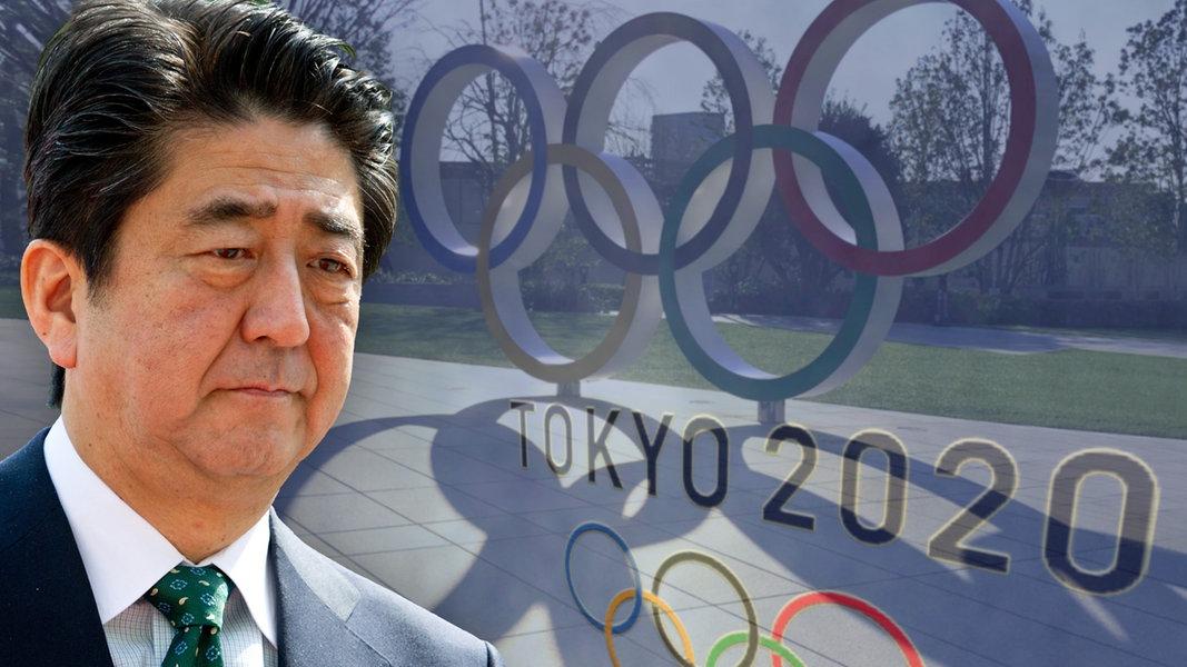 Eröffnungsfeier Olympia 2021 Ard