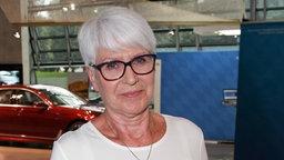 Heide Ecker-Rosendahl, Doppel-Olympiasiegerin von München 1972, im Jahr 2018.