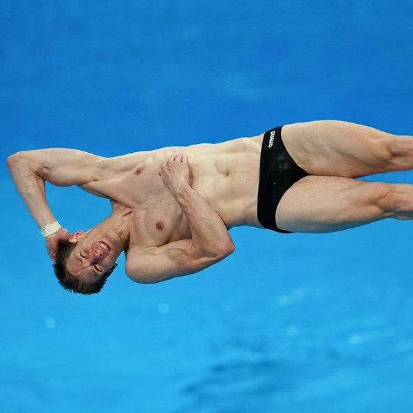 Wasserspringer Patrick Hausding | picture alliance