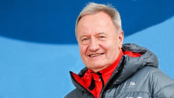 Friedhelm Julius Beucher, Präsident des Deutschen Behindertensportverbandes © picture alliance/Jan Woitas/dpa-Zentralbild/dpa Foto: Jan Woitas