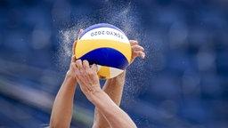 Beachvolleyball, Olympische Spiele 2020 in Tokio