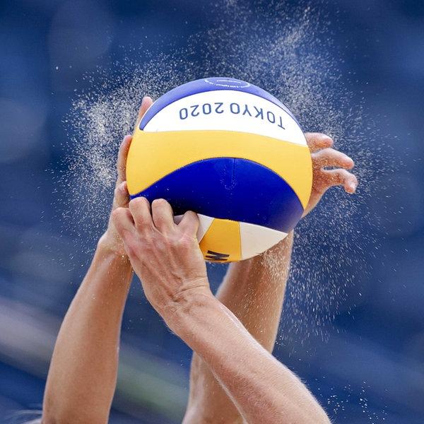 Beachvolleyball, Olympische Spiele 2020 in Tokio | picture alliance