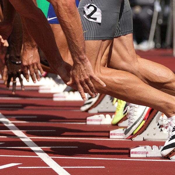 Leichathletik,  Finale im Olympiastadion in Tokio 2020 | picture alliance