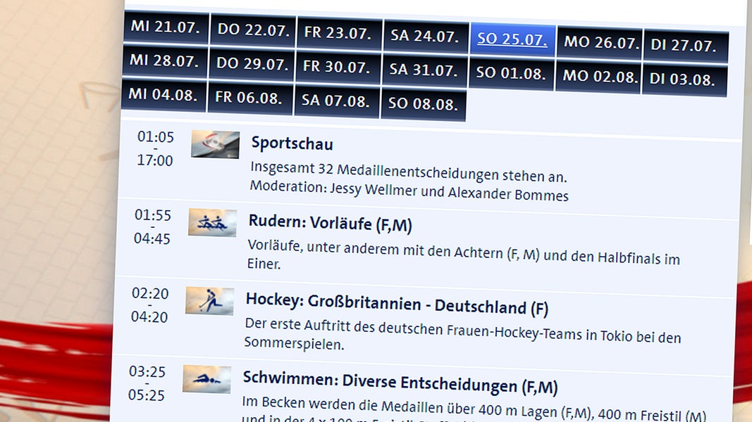 tokio.sportschau.de
