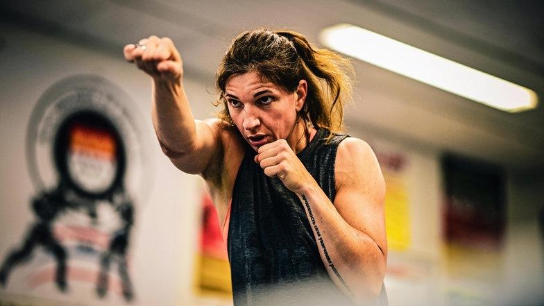 Boxerin Nadine Apetz