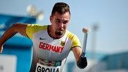 Para-Leichtathlet Phil Grolla © imago images / Beautiful Sports
