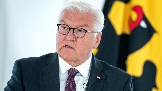 Bundespräsident Frank-Walter Steinmeier © picture alliance/dpa