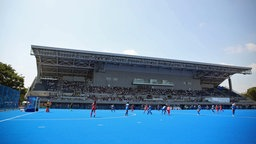 Das Oi Hockey Stadium in Tokio. © imago images / AFLOSPORT