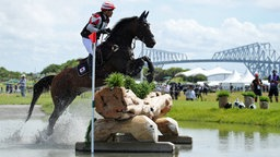 Der Sea Forest Cross Country Course in Tokio. © imago images / AFLOSPORT