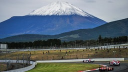 Der Fuji International Speedway. © imago images / PanoramiC