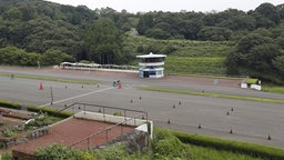 Der Izu Mountainbike Course. © imago images / Kyodo News