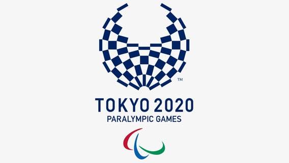 Logo der Paralympics 2020 in Tokio. © The Tokyo Organising Committee of the Olympic and Paralympic Games